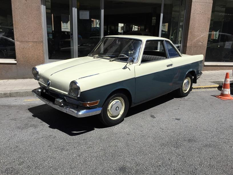 BMW 700 coupe - 1960 For Sale (picture 1 of 6)