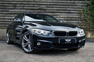 2015 BMW 420i M Sport XDrive Auto FSH+£5.5k of Options For Sale