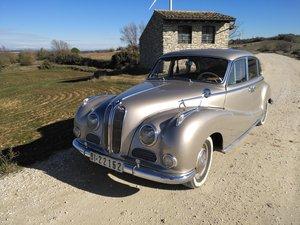 1955 Bmw 502 V8