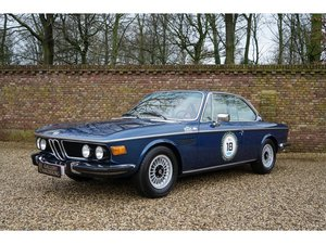 BMW 3.0 CSi sunroof, matching numbers, Eu car, original 'Nac