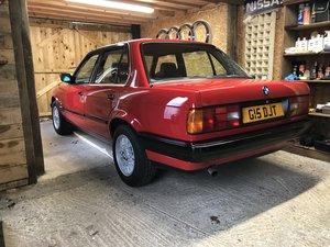1989 BMW E30 316i