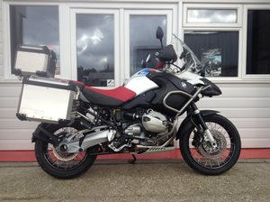 2011 BMW R1200 GS Adventure 30 Year Anniversary Model