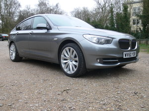 2010  BMW 535i SE Gran Turismo Rare Petrol GT with Great Spec