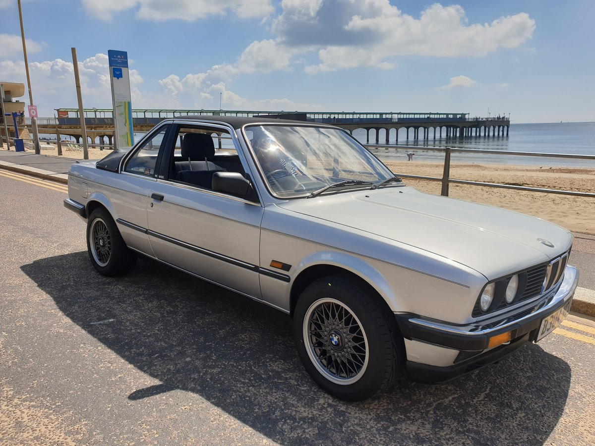 1985 BMW E30 BAUR TC 320i For Sale (picture 1 of 6)