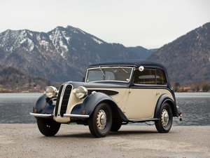 1936 BMW 329 Cabriolet  For Sale by Auction