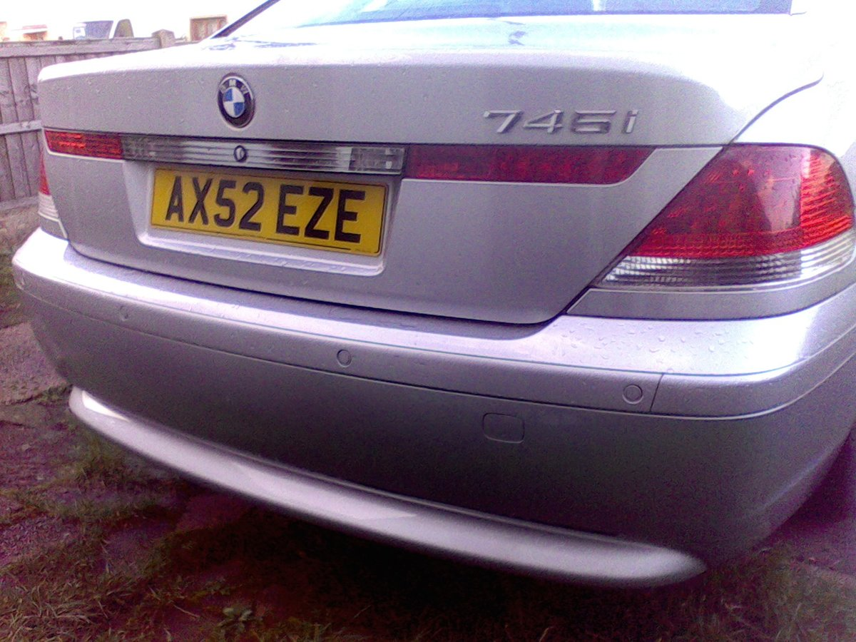 2002 BMW 745i FSH Immaculate Throughout For Sale (picture 6 of 6)
