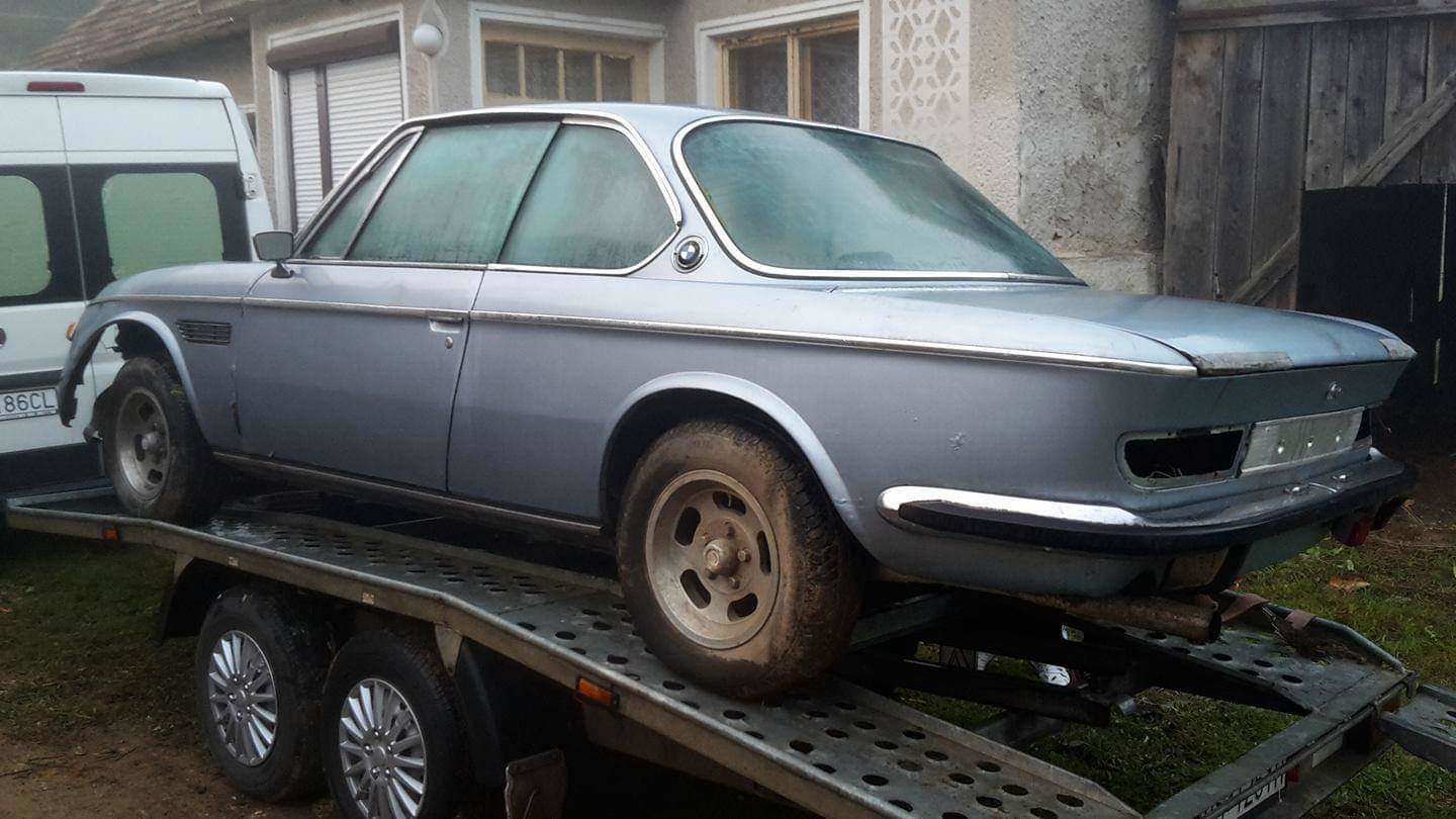 1974 BMW 3.0 CSA E9 - Back in Ireland.  For Sale (picture 1 of 6)
