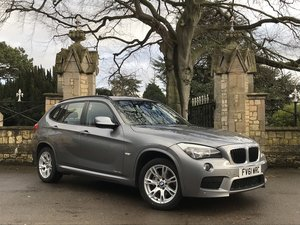 BMW X1 Low miles 4 WD FSH lovely car