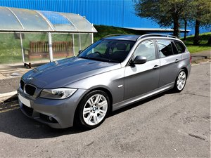 2009 BMW 320D 3 SERIES TOURING M SPORT EDITION FACELIFT ESTATE For Sale