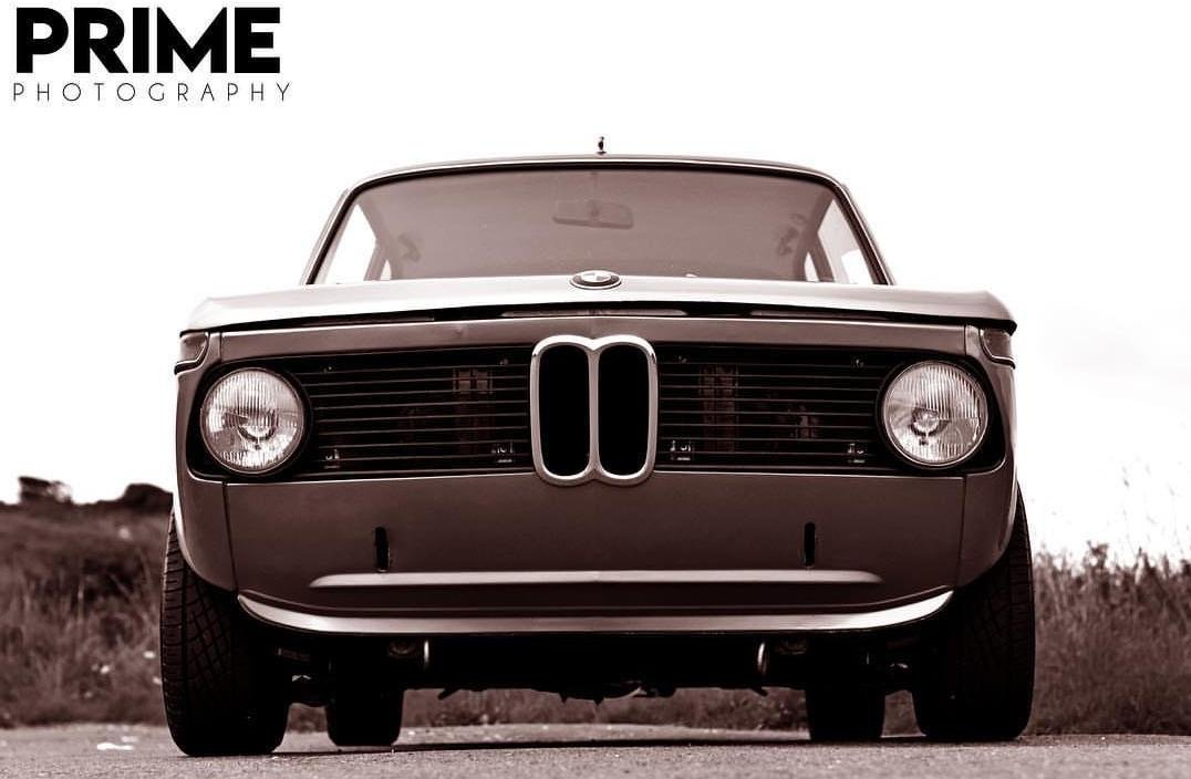 1971 BMW 2002, RHD, Round rear light, manual 86k SOLD (picture 3 of 5)