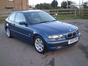 BMW 325 ti compact automatic