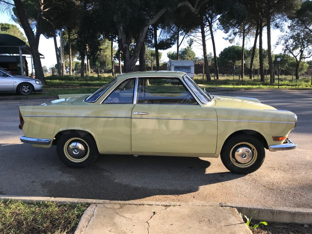 1960 BMW 700 Coupê For Sale (picture 2 of 6)