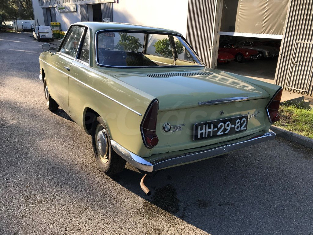 1960 BMW 700 Coupê For Sale (picture 3 of 6)