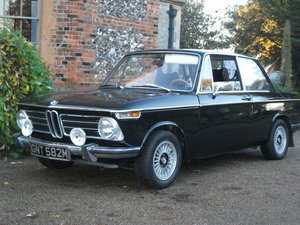 1973 BMW 2002. LHD. Thousands spent. Solid car SOLD