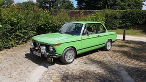 1975 BMW 2002 SOLD