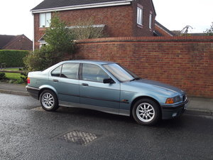 1995 1 previous owner, rare high spec, low mileage