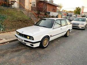 1993 BMW e30 Touring 5 Door Wagon Rare RHD Manual $9.9k For Sale