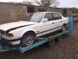 Bmw 730i  for spares or repairs.
