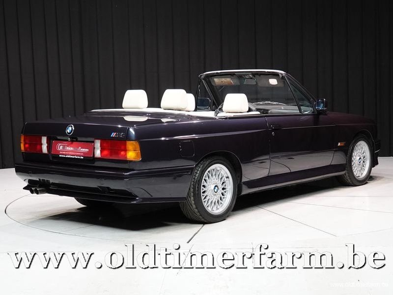 1992 BMW M3 E30 Cabriolet '92 For Sale (picture 2 of 6)