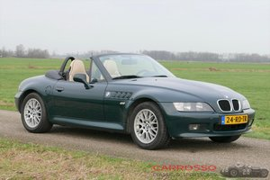 BMW Z3 1.8 Individual in good condition