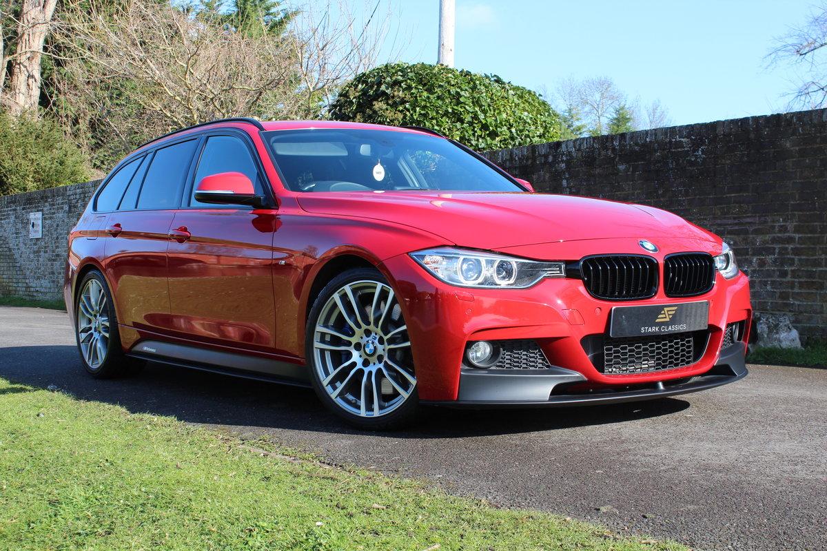 2014 BMW 330D M Sport Tourer / M Sport Plus Pack / M Performance SOLD (picture 1 of 6)
