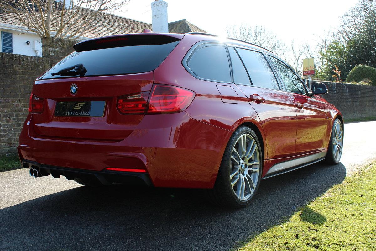 2014 BMW 330D M Sport Tourer / M Sport Plus Pack / M Performance SOLD (picture 2 of 6)