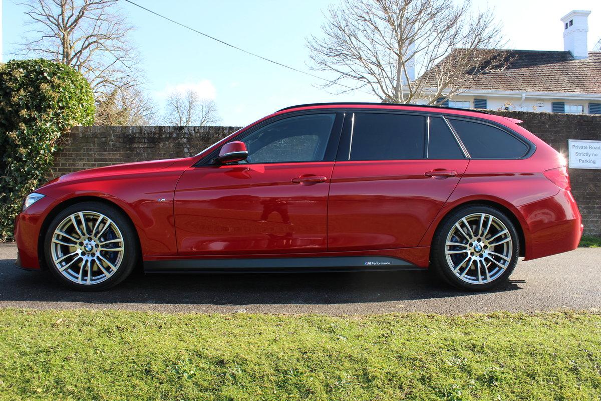 2014 BMW 330D M Sport Tourer / M Sport Plus Pack / M Performance SOLD (picture 4 of 6)