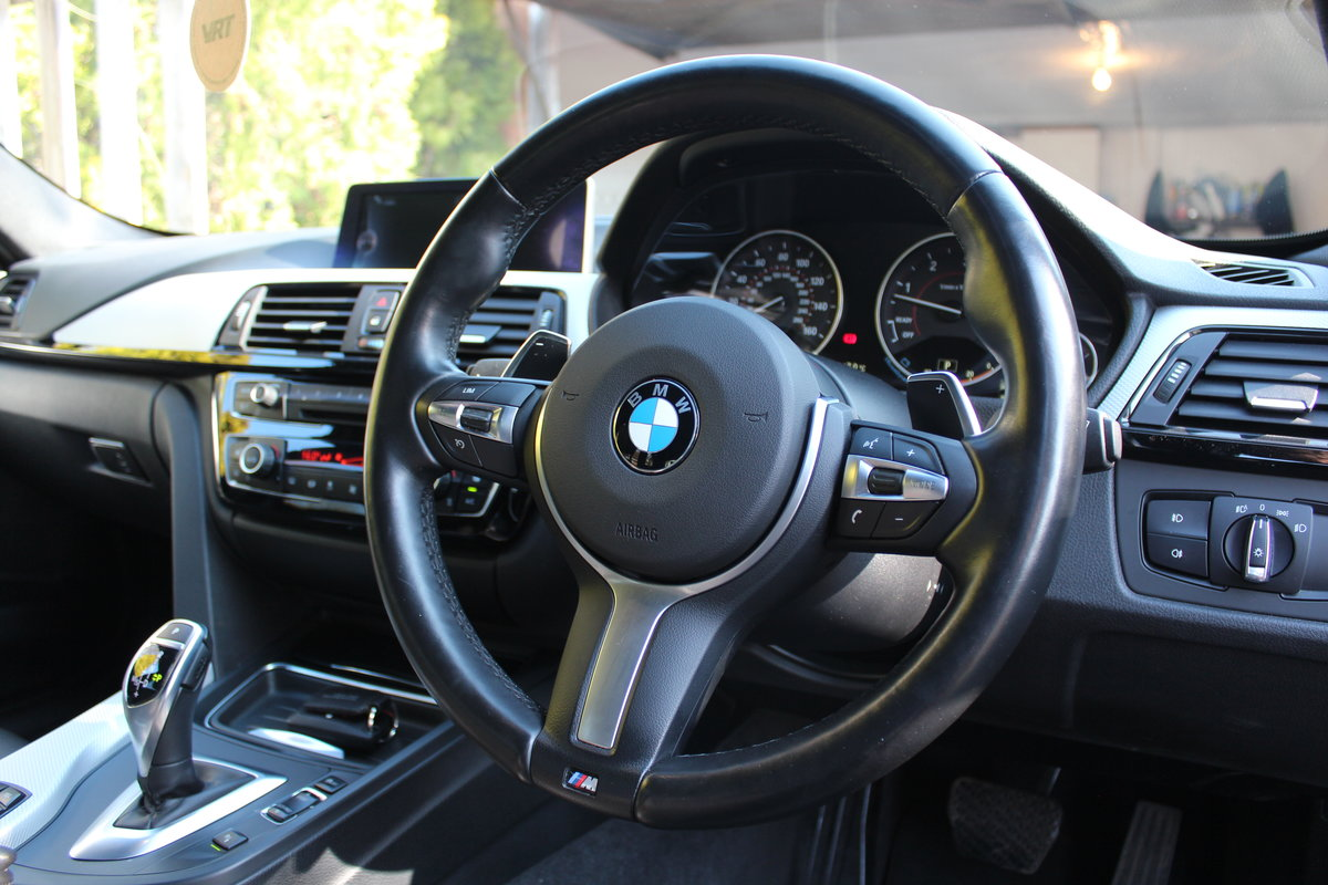 2014 BMW 330D M Sport Tourer / M Sport Plus Pack / M Performance SOLD (picture 5 of 6)