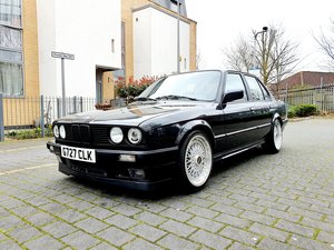 BMW E30 325i LHD Showroom Car PX