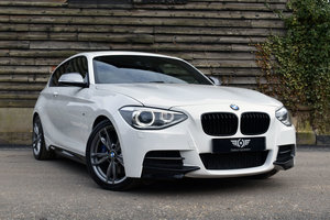 2013 BMW M135i Sport Auto (63) HK Sound + Adaptive Suspension SOLD
