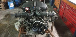 2001 Bmw S62 V8 engine M5