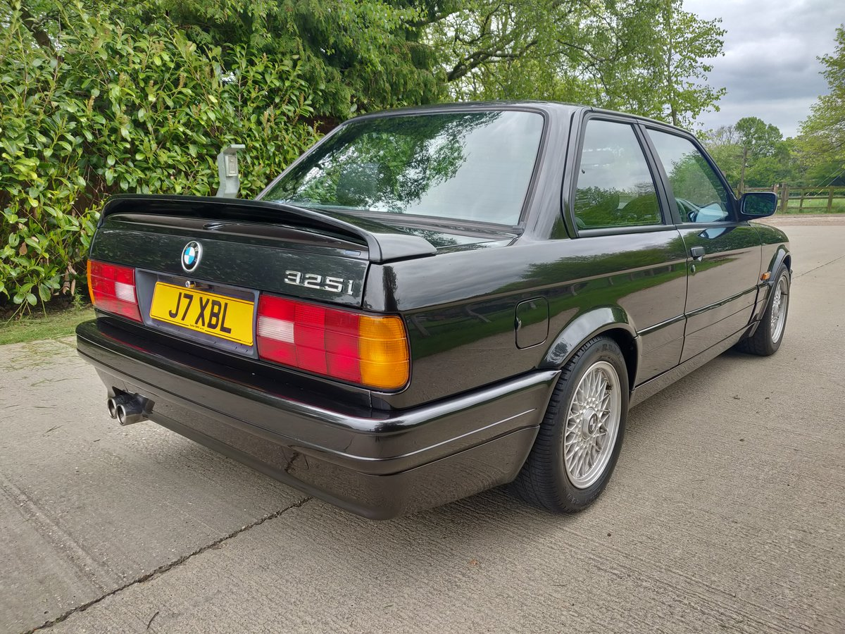 1991 j bmw e30 325i sport For Sale | Car And Classic