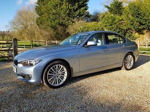 2014 BMW 320i Luxury Auto Saloon - 1 owner, 38k,full BMW s/h