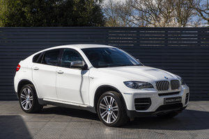 BMW X6 M50D 381BHP Auto for sale