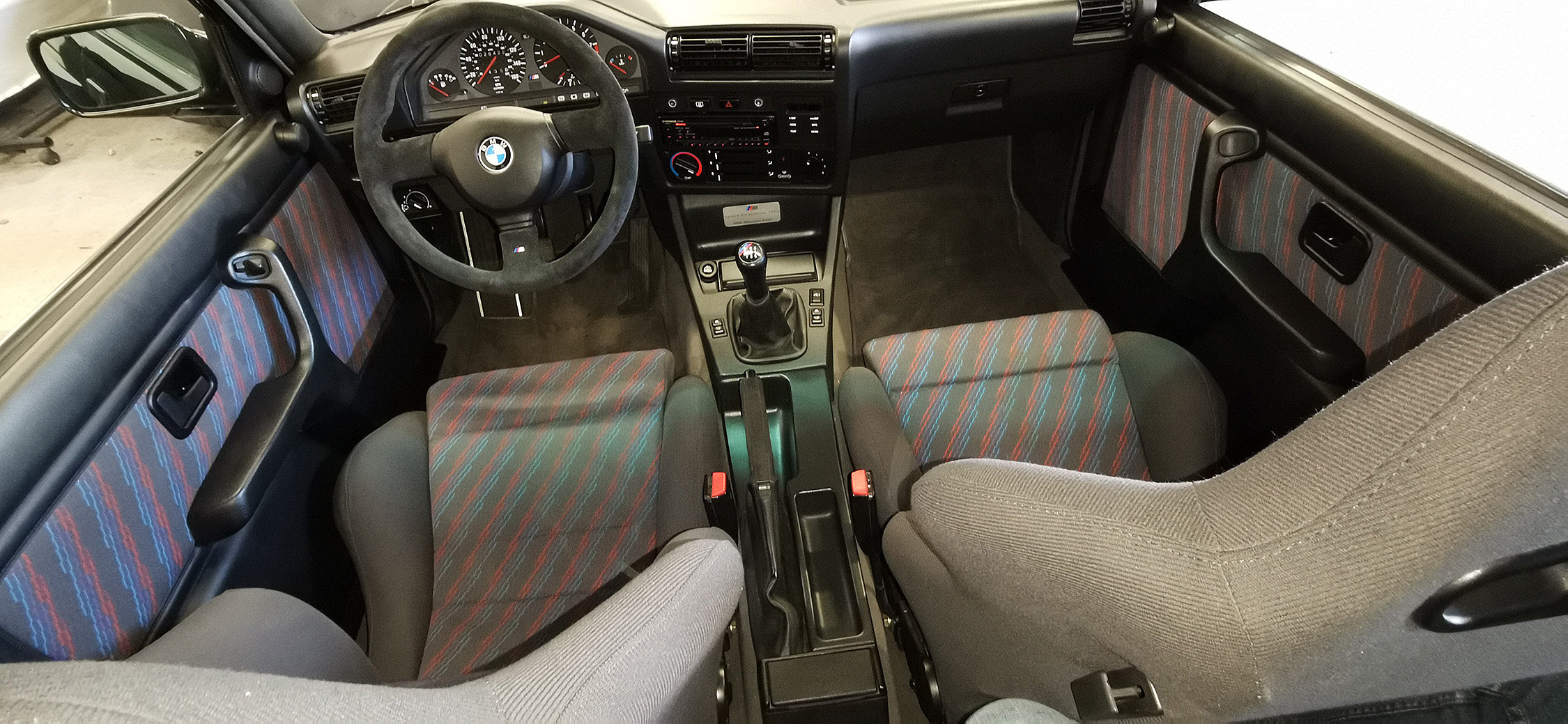 1990 BMW E30 M3 Sport Evolution For Sale (picture 5 of 6)