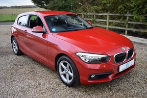 2017 BMW 118i SE Sport Hatchback Automatic (Navigation)