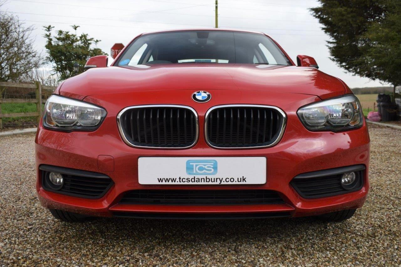2017 BMW 118i SE Sport Hatchback Automatic (Navigation) For Sale (picture 4 of 6)