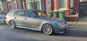 2008 BMW 525D M SPORT  3LTR DIESEL AUTO SOLD