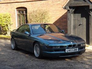 1993 BMW 850 CSi - Guided at 30 - 35K 104,000 miles