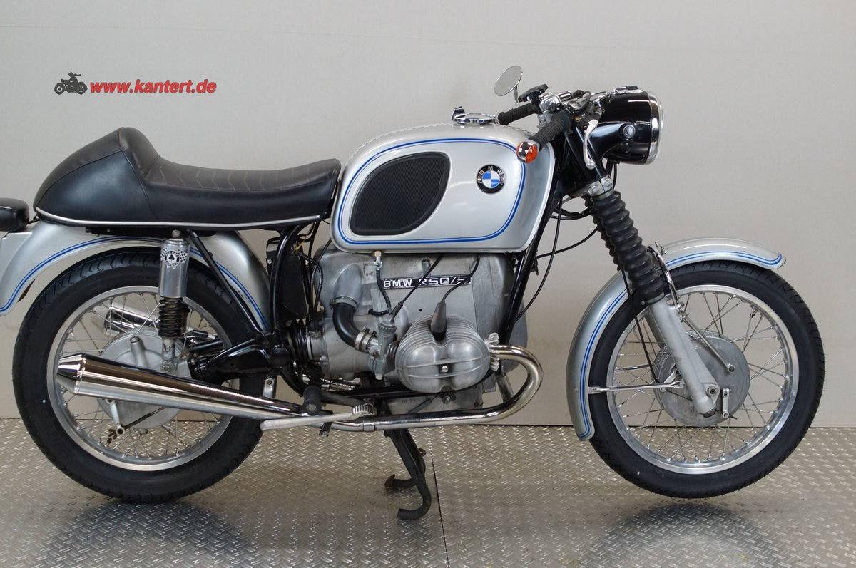 1971 BMW R 50/5, 494 cc, 27 hp For Sale (picture 1 of 6)