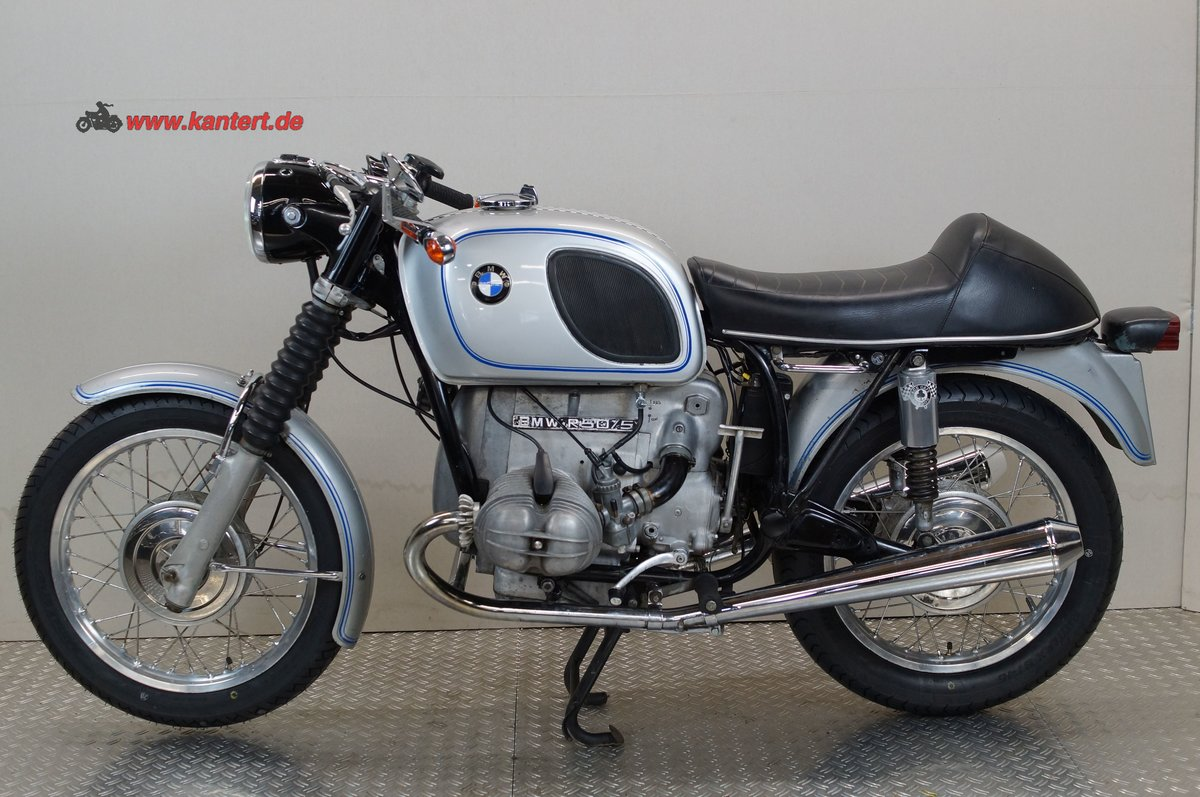 1971 BMW R 50/5, 494 cc, 27 hp For Sale (picture 2 of 6)