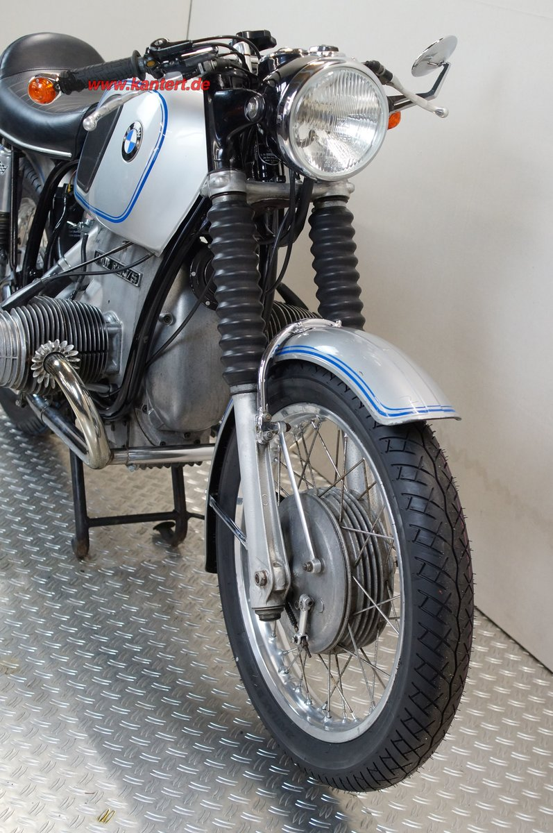 1971 BMW R 50/5, 494 cc, 27 hp For Sale (picture 3 of 6)