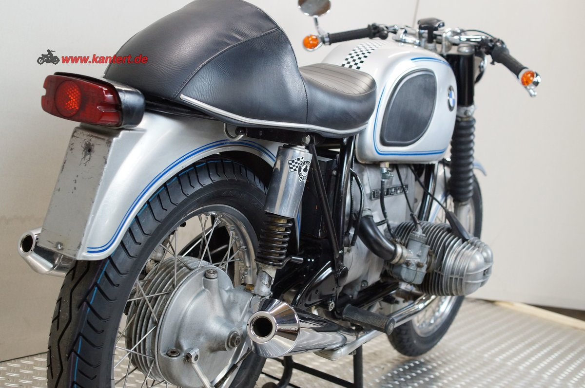 1971 BMW R 50/5, 494 cc, 27 hp For Sale (picture 4 of 6)