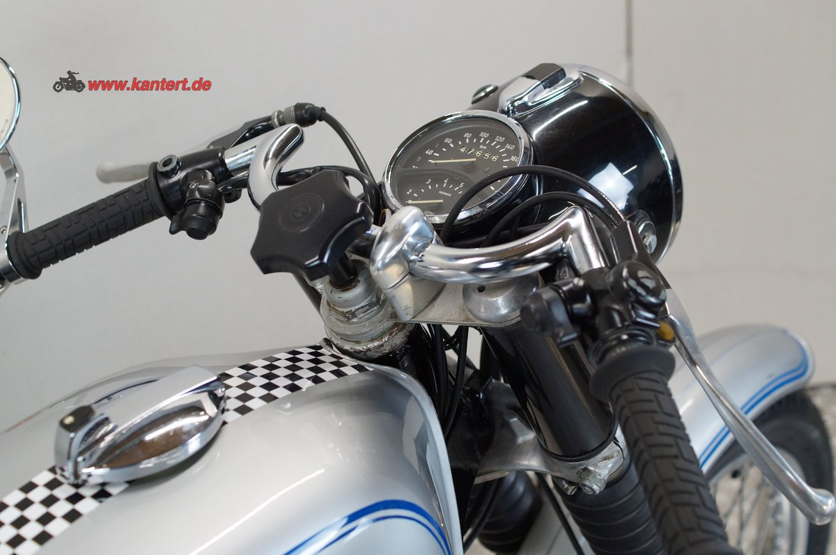 1971 BMW R 50/5, 494 cc, 27 hp For Sale (picture 5 of 6)