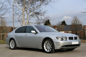 2003 BMW 760i (E65) V12 - 45,000 miles and two owners