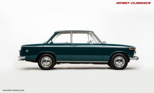1971 BMW 2002A // AGAVE GREEN // 59K MILES // EXCELLENT HISTORY SOLD
