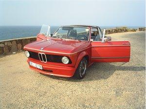 Very Rare BMW targa 2002
