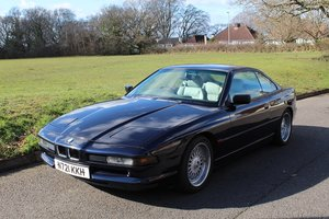 BMW 840 CI Auto 1995 - To be auctioned 26-06-20