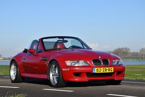 2001 BMW Z3M Roadster S54 model