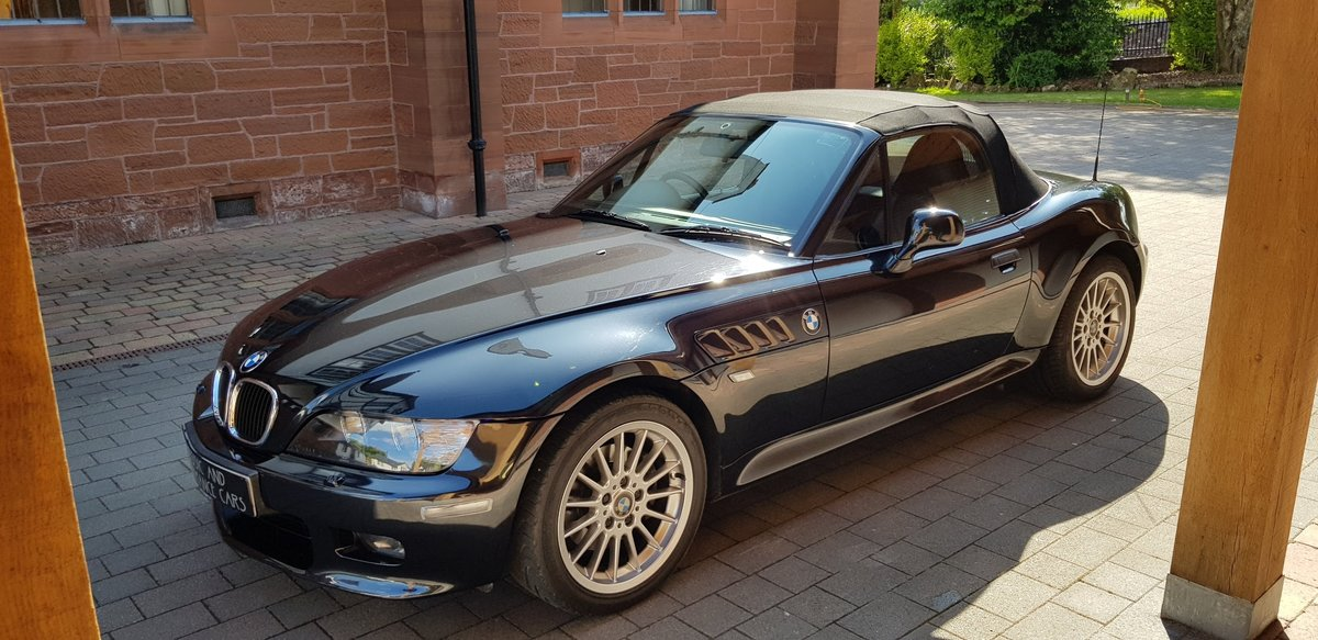 2000 Bmw Z3 3.0 Widebody Roadster For Sale (picture 3 of 5)